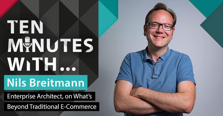 10 minutes with... Nils Breitmann