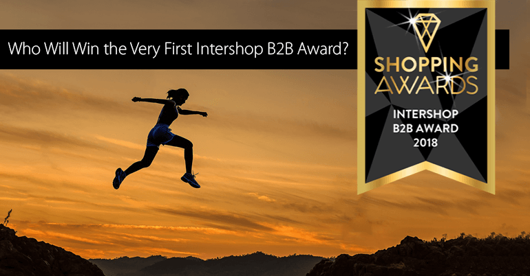 Who Will Win The Very First Intershop B2B Award?