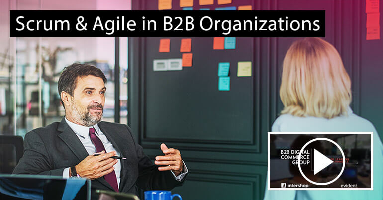 Scrum & Agile in B2B Organizations