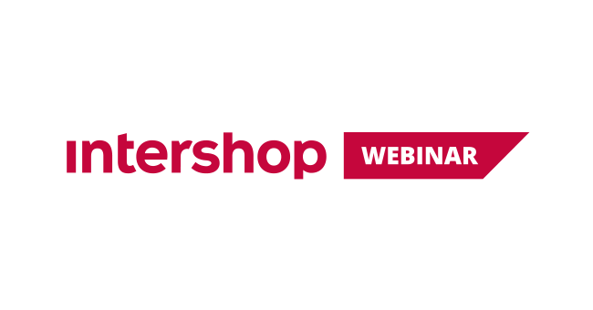 Intershop Webinar Logo
