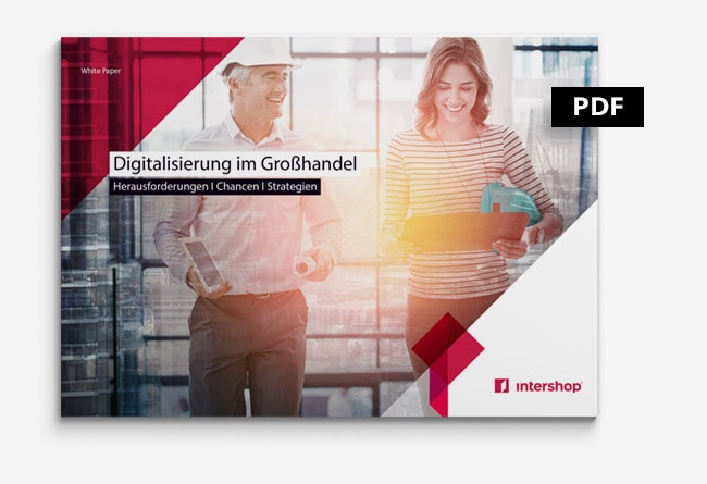 Whitepaper Grosshandel Digitalisierung